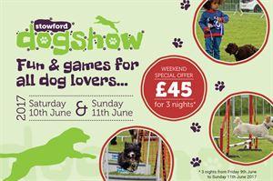 Stowford Dog Show