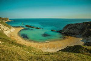 Visit Dorset coast in your motorhome