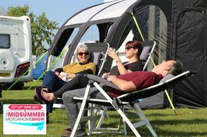 The Midsummer Motorhome Show - Camp with friends