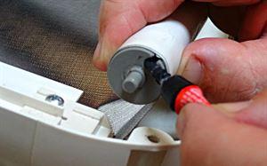 Electrical DIY (photo courtesy of Rod Farrendon)