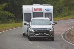 © Caravan and Motorhome Club Towcar of the Year Award