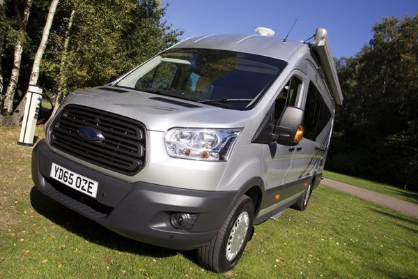 Rs Motorhomes Launches Ford Transit Based Equinox Motorhome News