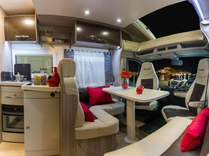 Ask whether the motorhomes are new - those hired by Life's an Adventure are 2017 models