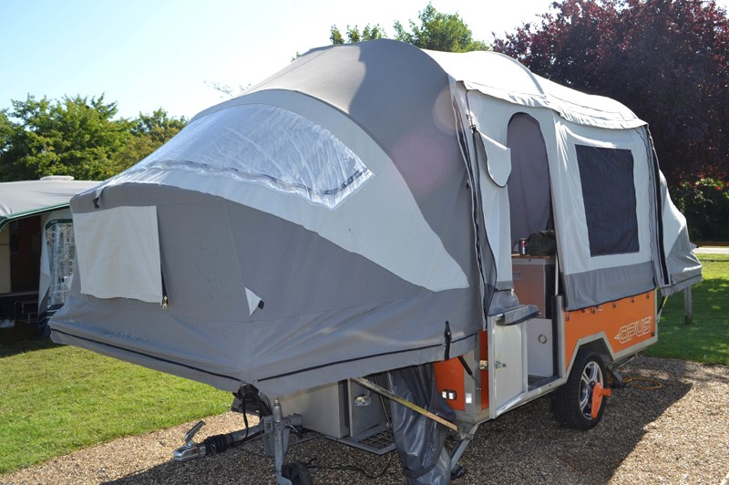 Fantastic Home  GT500181HT Anssems Hard Top Camping Trailer