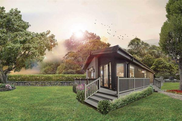 Tingdene's Forest Grove holiday home