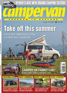 CAMPERVAN ISSUE 8 2017