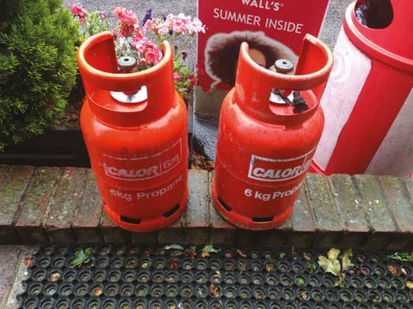 Calor has reassured motorhome users about the phasing out of its 6kg Lite cylinders