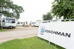 Coachman caravans for 2018