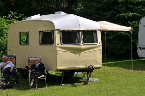 Classic Vintage Caravans Step Back In Caravanning Time