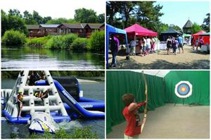Choosing a holiday park