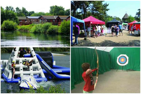 Choosing a holiday park