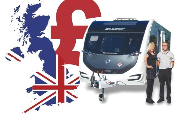 Buying a caravan: How far would you travel for a bargain?