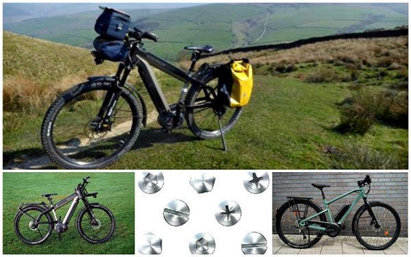 Caravan advice: How to choose an e-bike