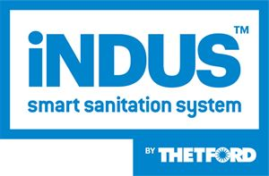 INDUS is a new smart sanitation system for motorhomes