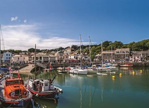 Destination of the month: Campervanning in Cornwall
