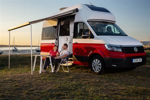 Volkswagen has introduced an offer on its flagship Grand California campervan