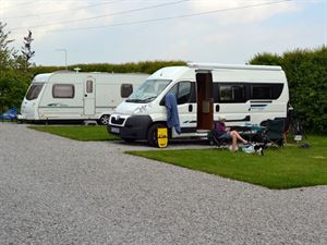 Well maintained site suits all touring needs