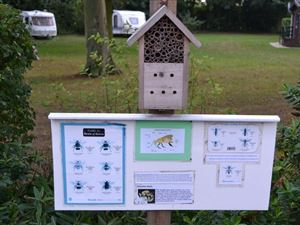 Quex pays special attention to encouraging wildlife