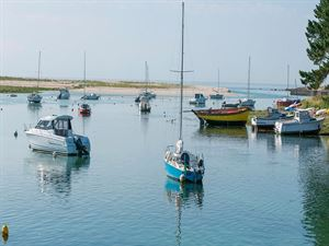 Port at Lesconil