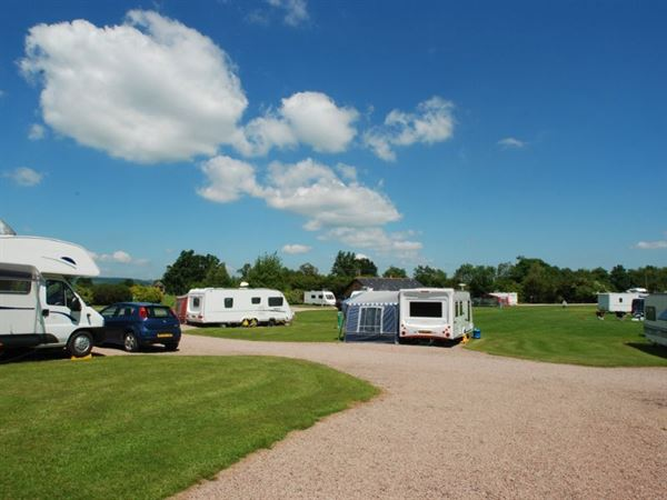 Townsend is a five-star campsite with spacious, fully serviced pitches