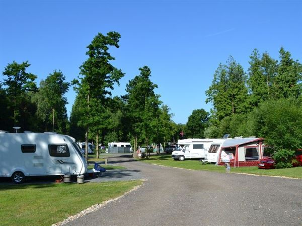 Whitefield Forest's woodland location makes for a relaxing break