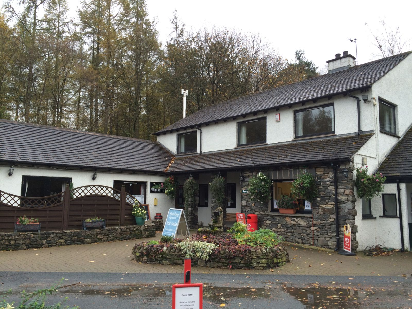 Touring Caravan Sites Lake District Windermere