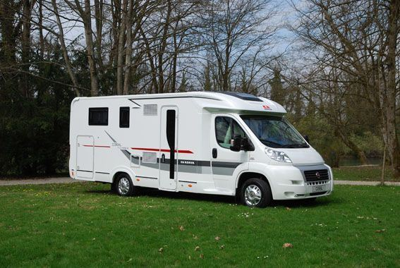Luxury Adria Unveils New Coral Motorhome Range For 2014  Motorhome News