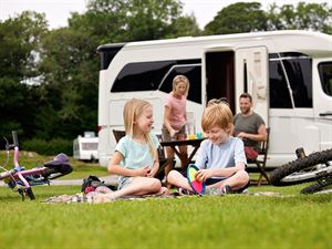 Park Cliffe is the perfect location for a family holiday