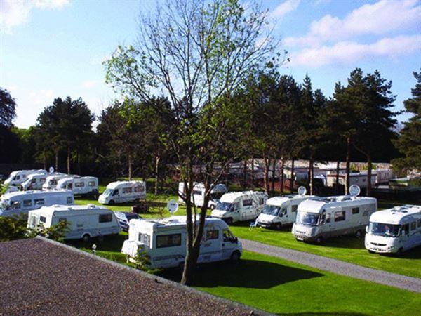 Aberlour Gardens Caravan Park (Best of British)