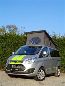 A campervan offers supreme practicality