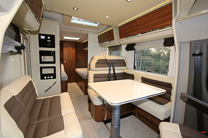 Elegant The Motorhome Awards 2015 Fixed Single Bed Motorhome Of The Year