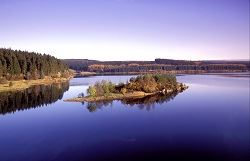 Beautiful Kielder Water and Forest Park