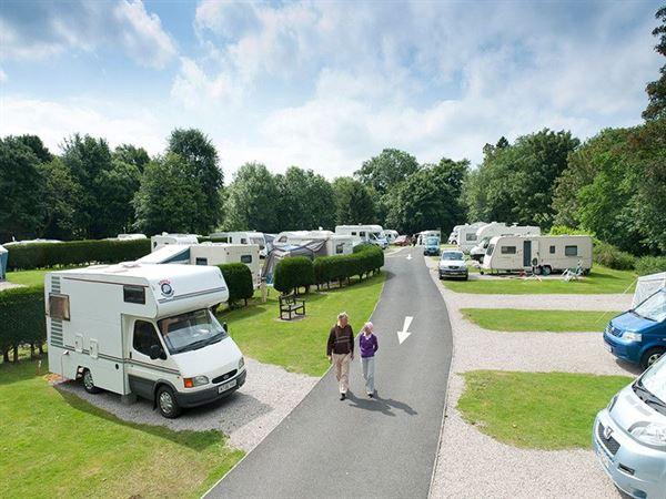 The Braithwaite Fold site accepts motorhomes and caravans