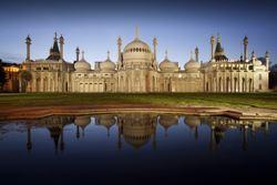 Brighton Pavilion copyright VisitBritain/Rod Edwards