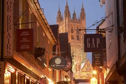 Canterbury copyright VisitBritain/Daniel Bosworth