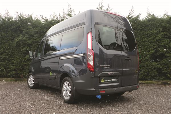 New Ford Transit Based Van Conversion Launched