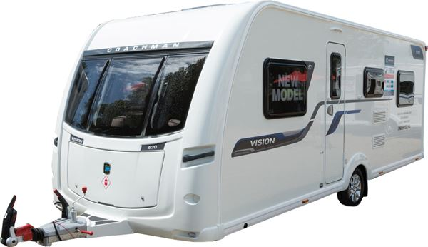 New Coachman caravans for sale for 2016 - Advice & Tips