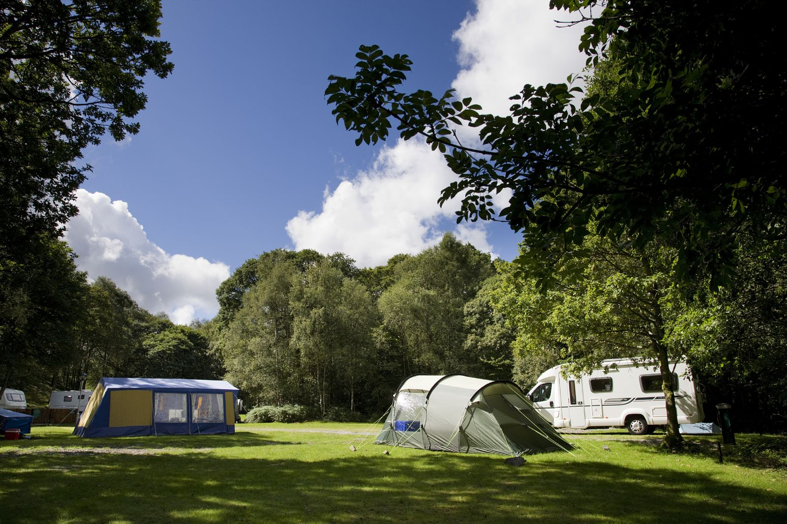10 top lake district sites campsites camping out and - Campsites in cumbria with swimming pool ...