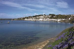 Motorhome Travel: St Mawes