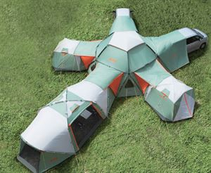 Decagon tent & The Ultimate Family Tent? - Advice u0026 Tips - Camping - Out and About Live