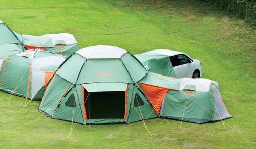 Decagon tent Decagon tent & The Ultimate Family Tent? - Advice u0026 Tips - Camping - Out and ...