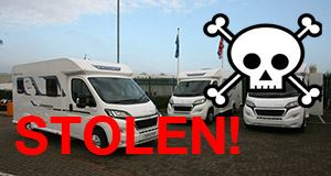 Don't get caught out and have your motorhome stolen