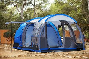 REGATTA VANERN 4 TENT Best known for their outdoor clothing and rucksacks the Regatta name has appeared on Argos tents for a few years. & Hot new camping gear for 2015 - Advice u0026 Tips - Camping - Out and ...