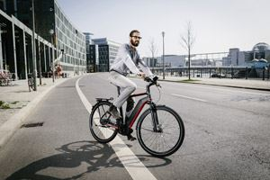 Electric Bikes -