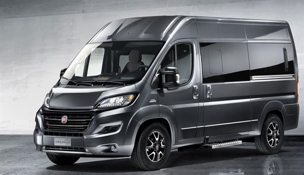 facelifted fiat ducato breaks cover motorhome news. Black Bedroom Furniture Sets. Home Design Ideas