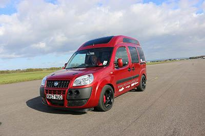 Fiat Doblo Sets New Record For Fastest Motorhome