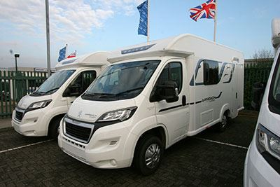 Finding the right motorhome for your needs