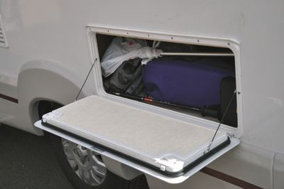 Motorhome payload