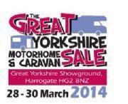 Harrogate motorhome show BOGOF deal