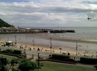 Have a day at the seaside in nearby Scarborough